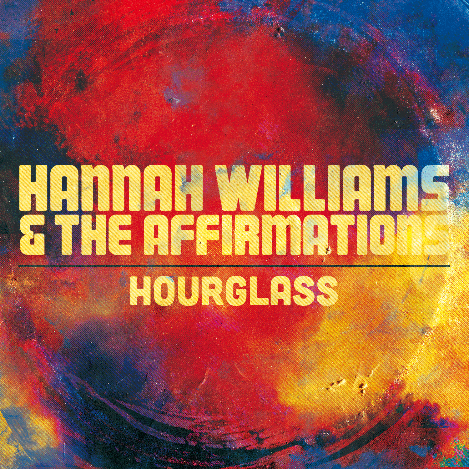 Découvrez Hourglass, 3e extrait de l'album 50 Foot Woman de Hannah Williams & The Affirmations.