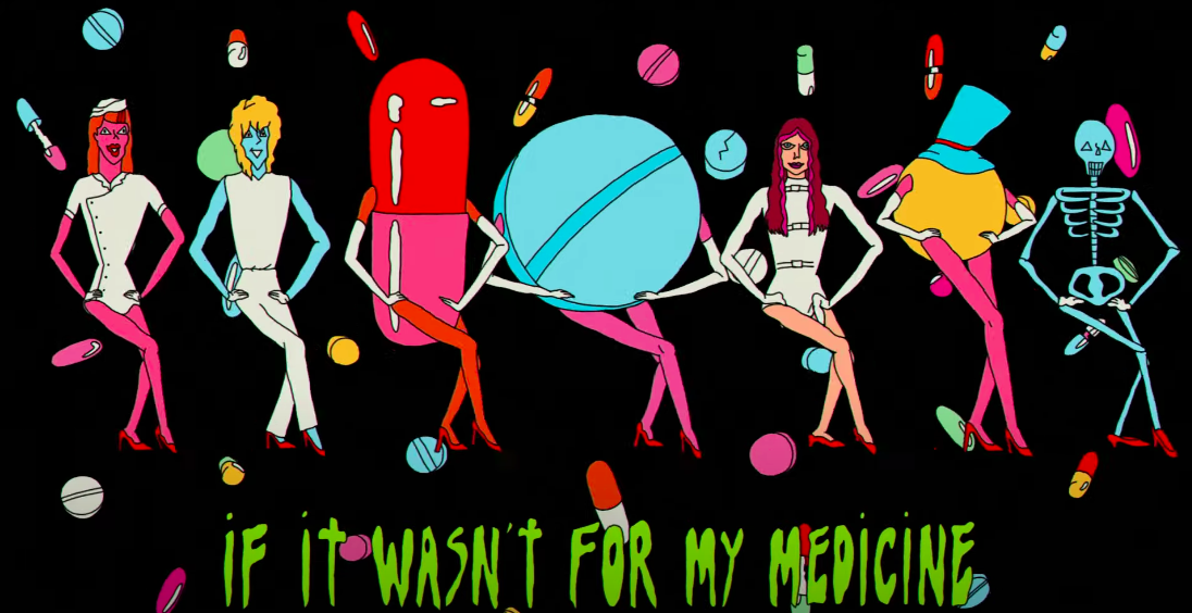 Baby Queen dévoile une vidéo délirante réalisée pour son  single Medicine.