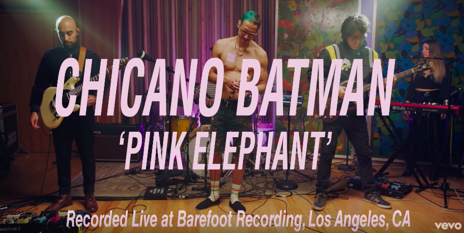 Chicano Batman sort Pink Elephant, le deuxième single de leur nouvel album Invisible People